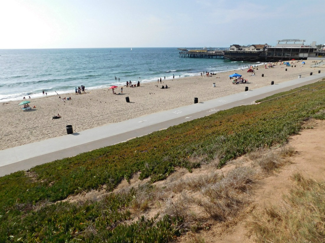 Redondo Beach in the South Bay of Los Angeles