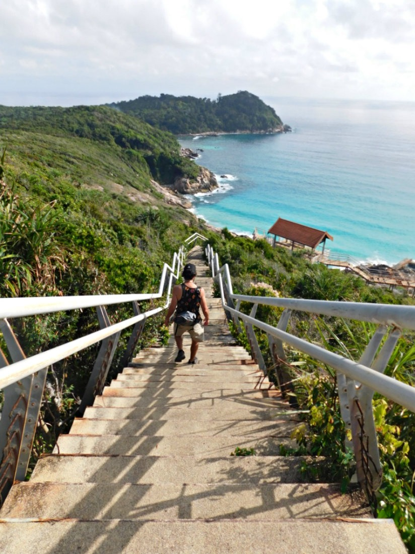 Exploring the Perhentian Islands during month thirty two and thirty three of Digital Nomad Life