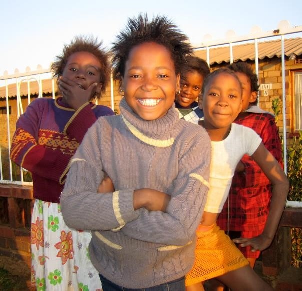 Visiting Soweto in South Africa