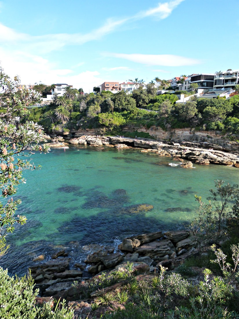 Doing the Bondi to Coogee walk is Sydney iconic experience