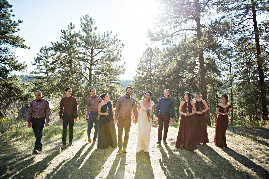 Getting married in the Colorado mountains was on my Travel Bucket List for 2018