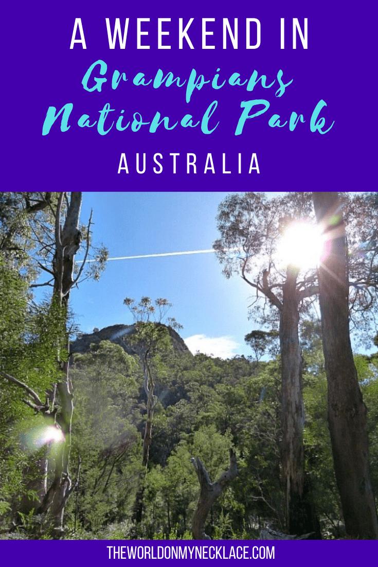 Weekend in Grampians National Park, Australia