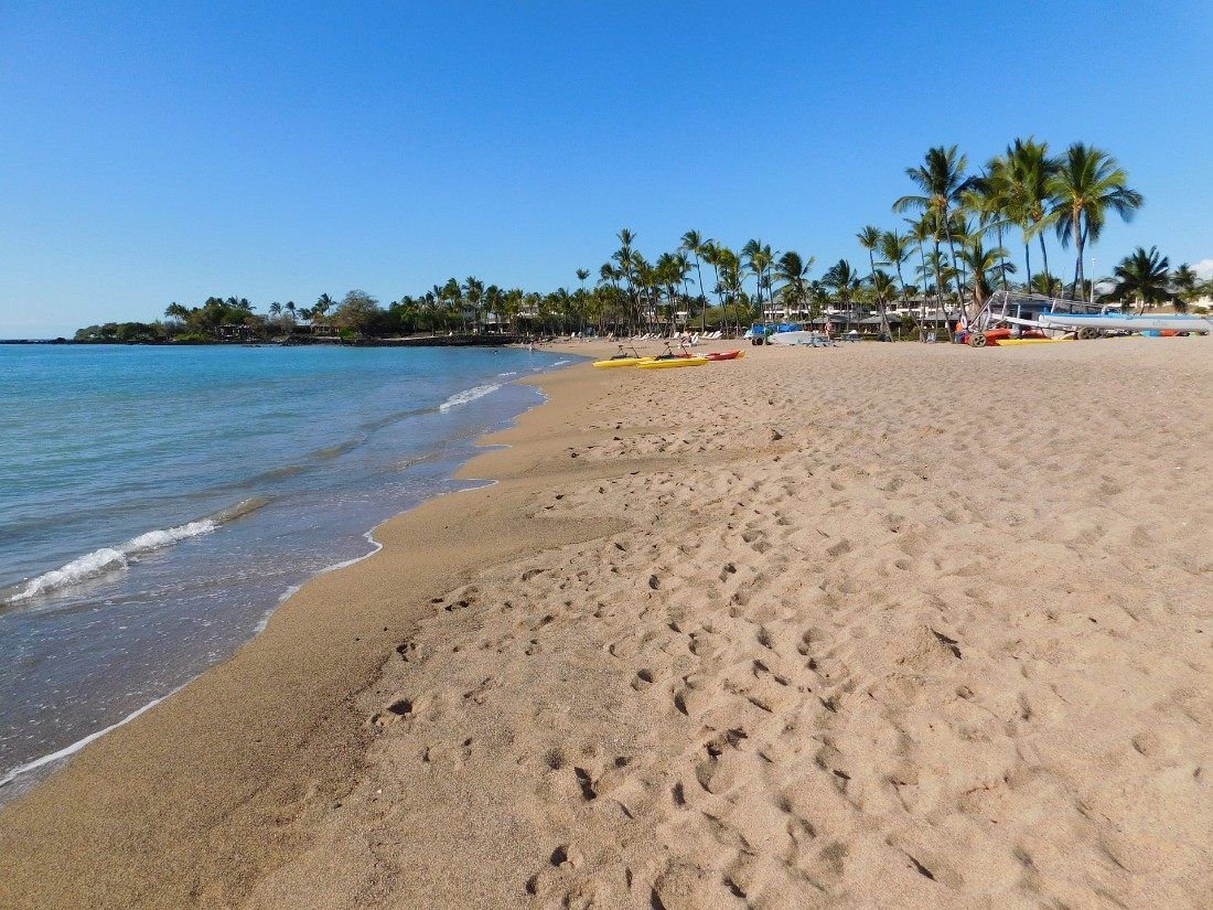 A-Bay is one of the most beautiful beaches in Hawaii