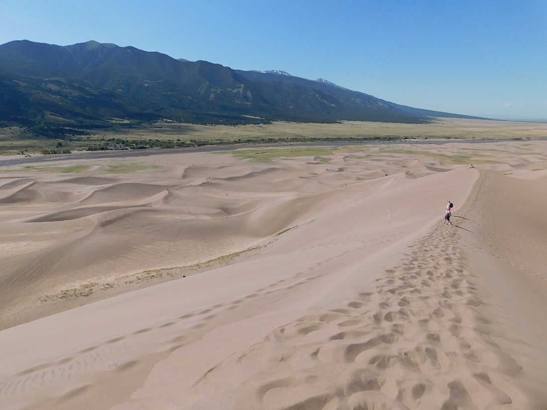 Great Sands National Park in Colorado