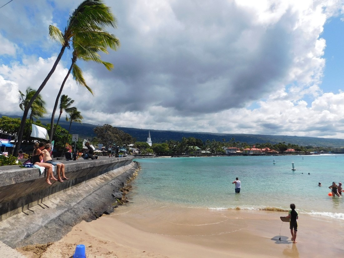 Kailua Bay is a highlight of a 7 day trip to Hawaii