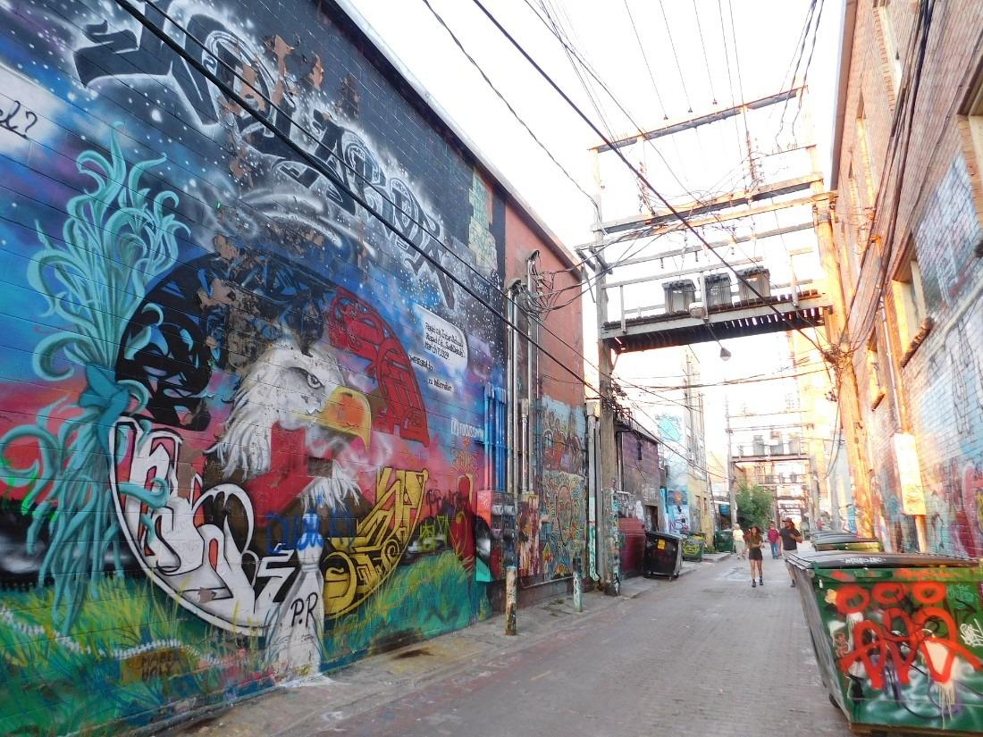 Street art in Rapid City, South Dakota