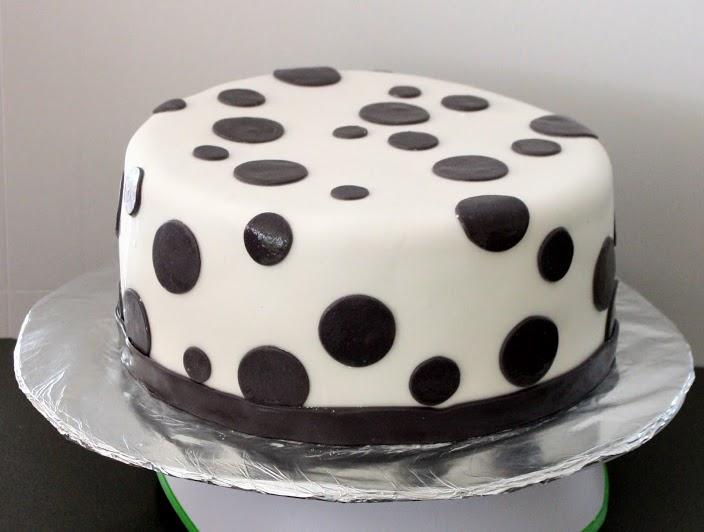 Polka Dot Birthday Cake The World S Best