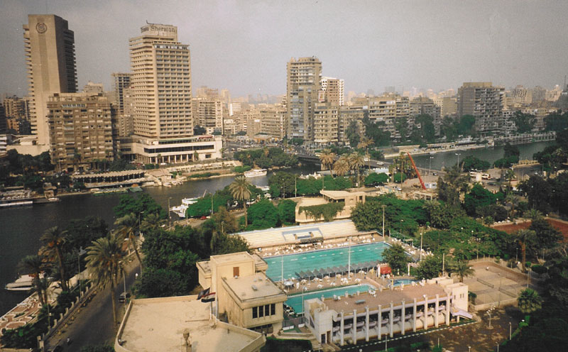 Cairo Egypt City View