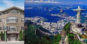 Elisa Kotin The World traveled Brazil