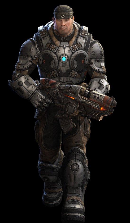 Gears Of War JudgmentConoce A Todos Los Personajes Extra