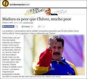 FINAL la información Maduro