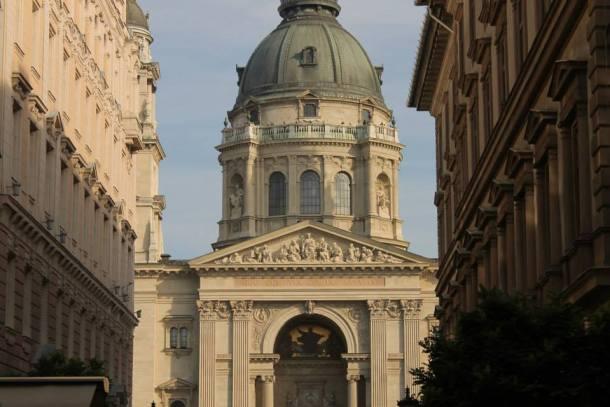Basílica San Esteban - Budapest