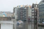 Viaje a Amsterdam: Transporte y Alojamiento