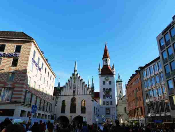 Viejo Ayuntamiento y Museo del Juguete, Múnich