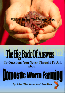 The big book of answers about worm farming