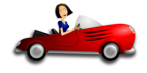 anxiety driver's test
