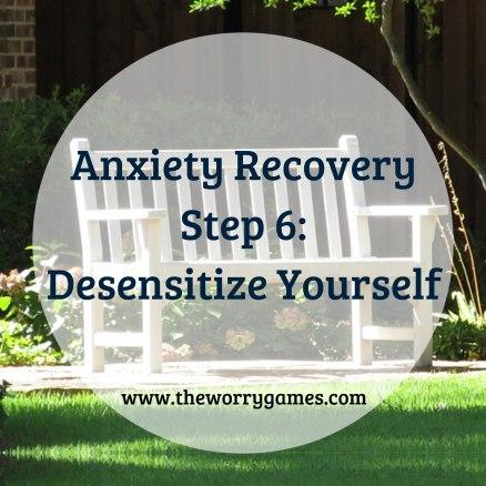 Desensitize Yourself
