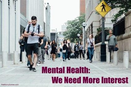 Mental Health Interest