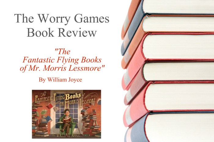 The Fantastic Flying Books of Mr. Morris Lessmore Review