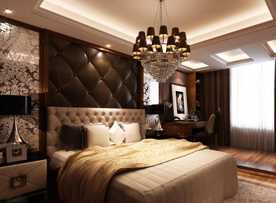 Luxury Modern Master Bedroom Furniture, Extravagant Bedroom Furniture