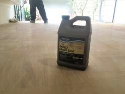 Aquamix Sealer Choice Gold, a trusted brand for floor care professionals.
