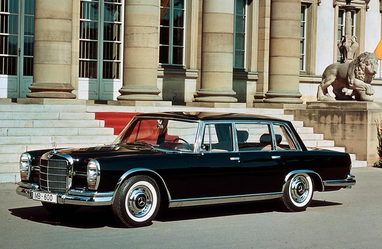 05. 1963 Mercedes-Benz 600