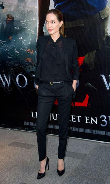 Angelina Jolie Fashion Inspiration.