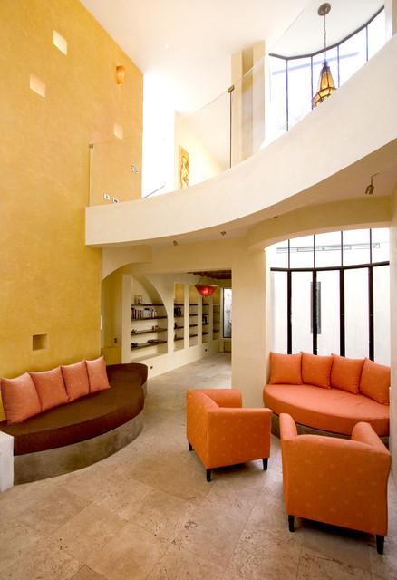 30 Futuristic Interior Design Ideas
