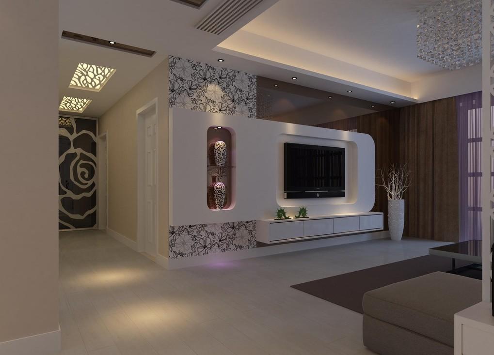 3d Shaped L Design Kitchen