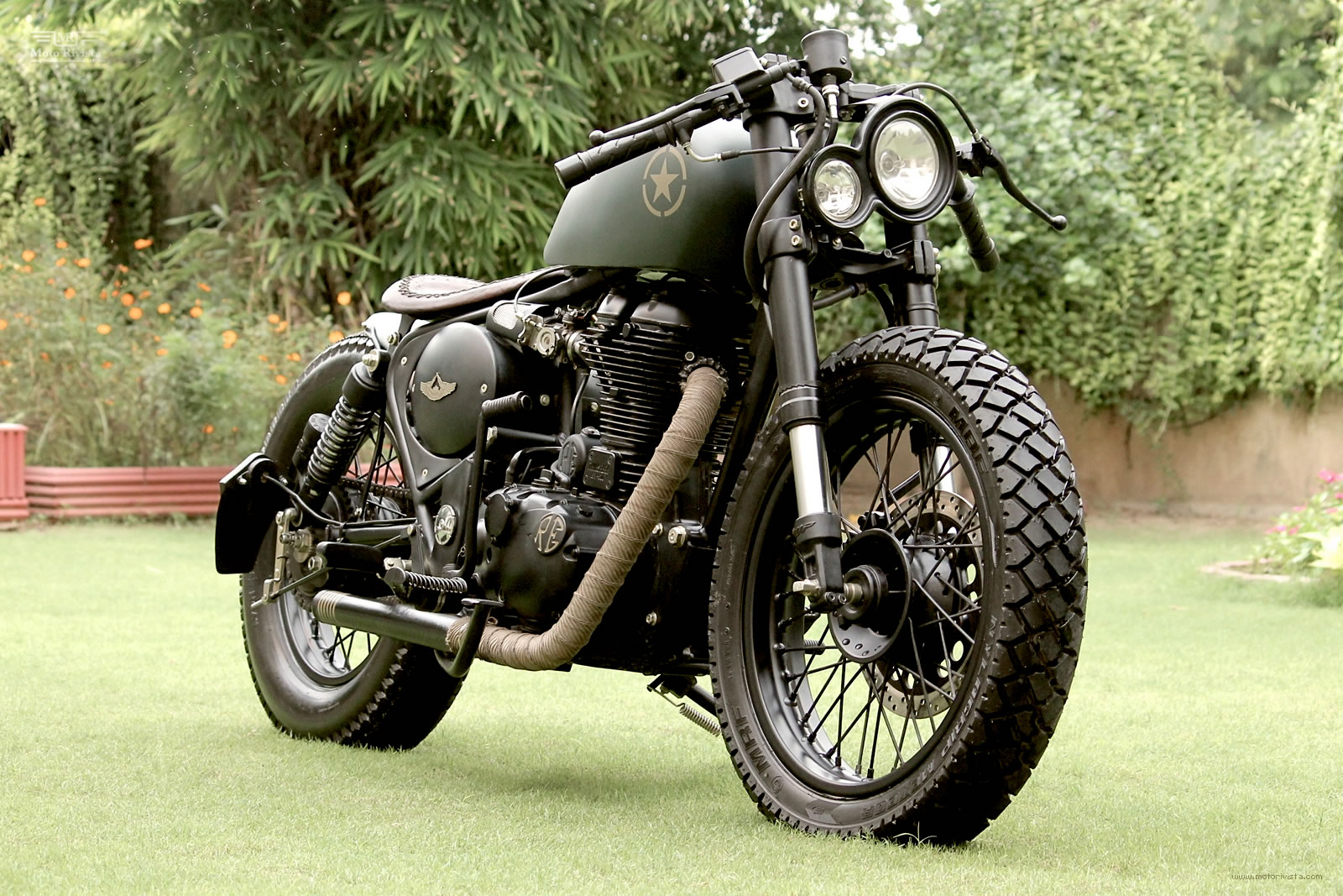 Custom-Royal-Enfield-500cc-Classic-by-Rajputana-customs-1