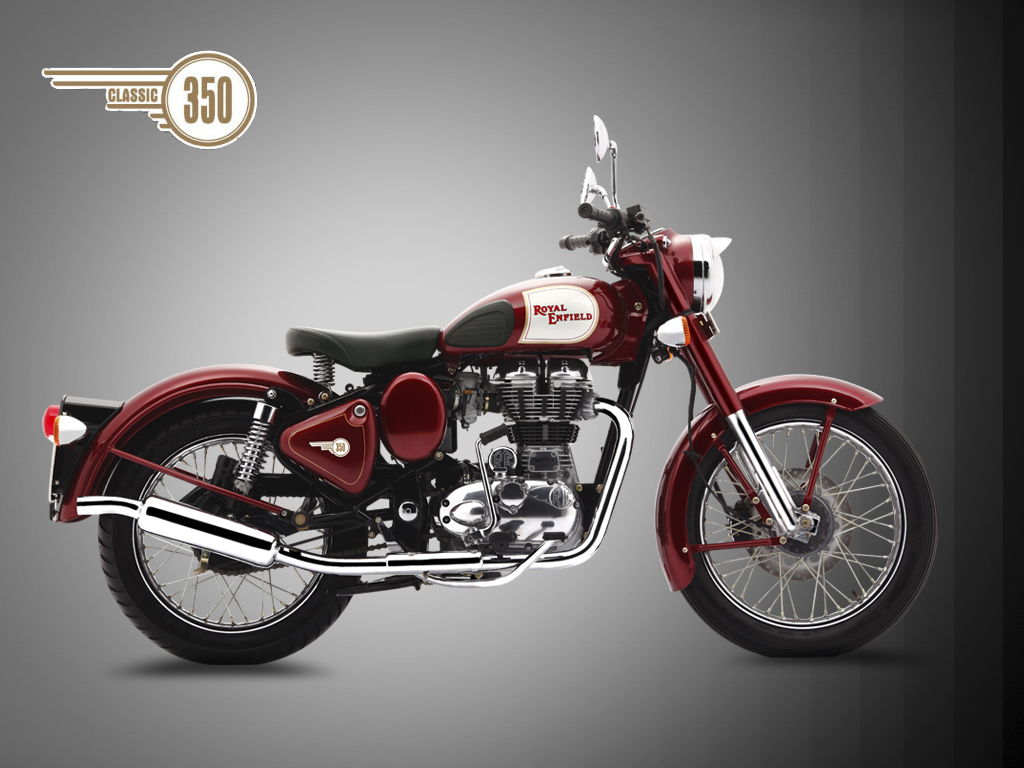 Royal-Enfield-Classic-350-Side-press