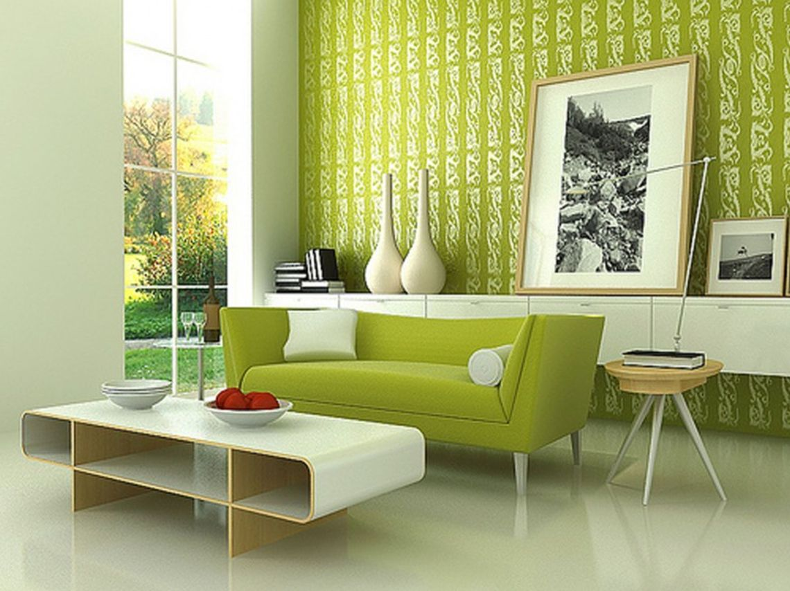 Green Interior Design For Your Home - The WoW Style