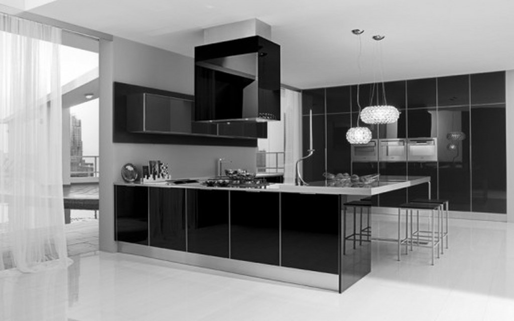 Kitchen Interior Design Ideas Small House Modern Kitchen Design Novocom Top