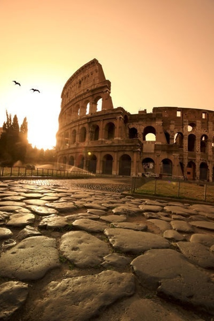 Rome, Italy,Travel Destinations For Art Lovers