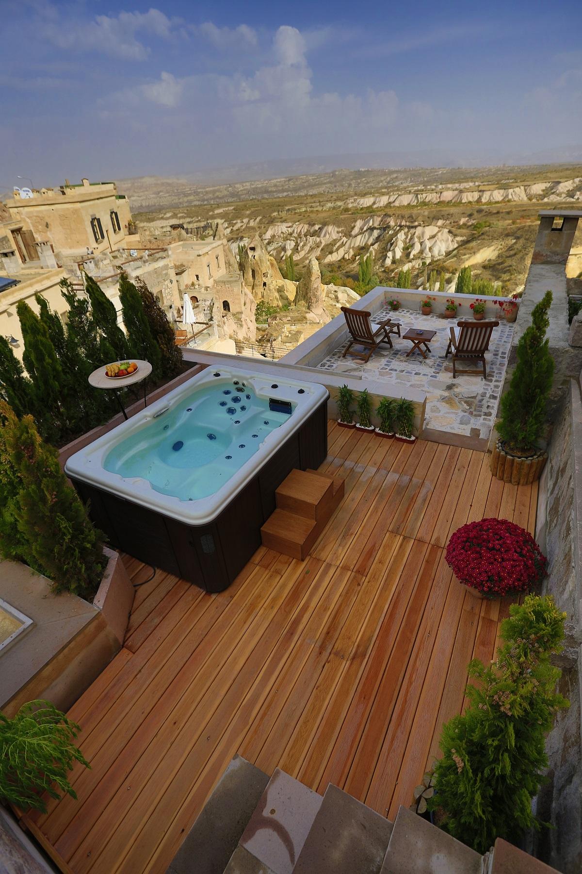 Taskonaklar Rocky Palace - Cappadocia, Turkey 1