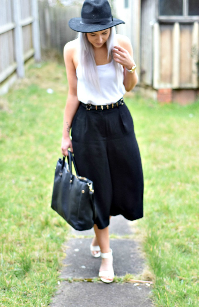 Most Glamorous And Gorgeous Culottes Outfits Ideas