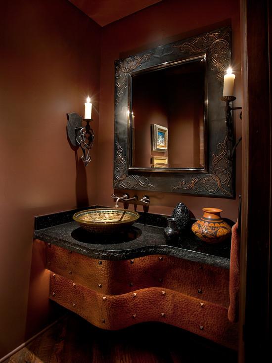 25 Southwestern Bathroom Design Ideas