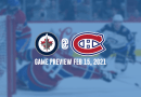 Jets vs Canadiens Preview (Feb 25 & 27, 2021)