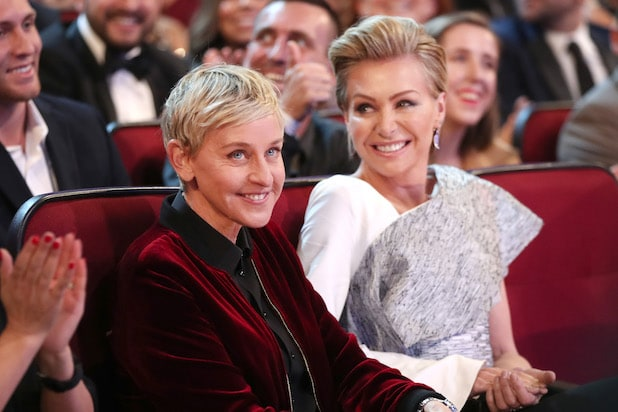 Portia De Rossi Wants Ellen DeGeneres To Quit Daytime TV