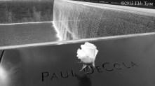 911 Memorial Waterfall