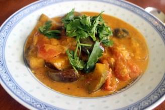 Eggplant stew