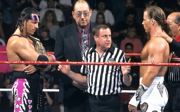 Bret hart vs shawn michaels 60 minute iron man match review the shawn michaels 60 minute iron man match review the wrestling classic m4hsunfo