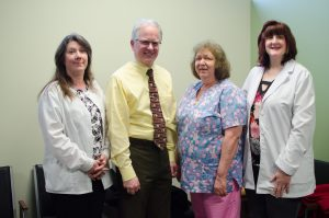 The Wright Center for Primary Care Celebrates Opening of New Clinic