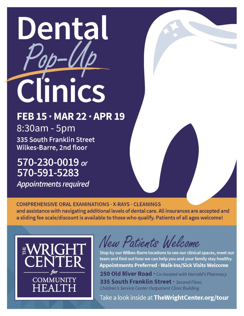 Dental Pop Up Clinic and Primary Care