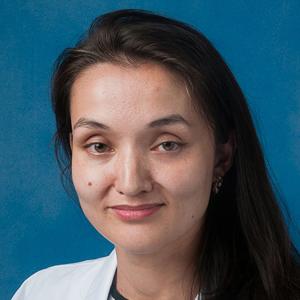 Dr. Lidiya Bukenova