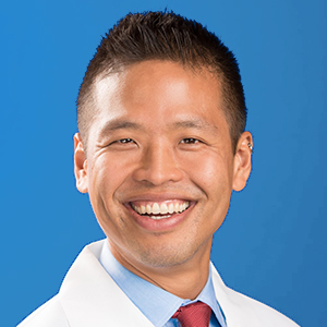 Portrait of James Huang, MD