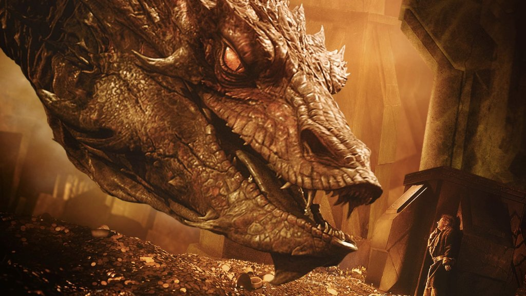 How To Use Archetypes To Revamp Your Vision Into An Irresistible Brand (1)  Overcoming The Monster The Hobbit - Smaug