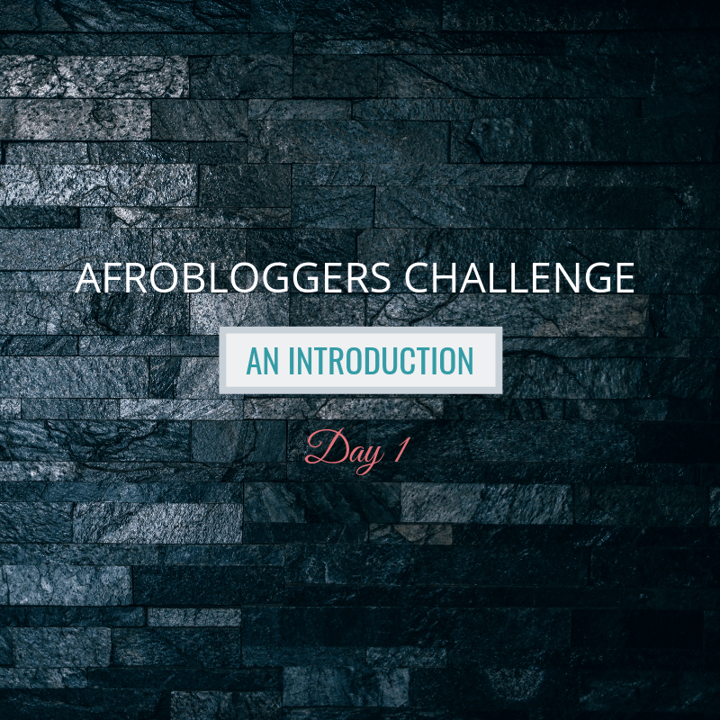 Blogtober Came Early | Day 1/30