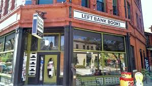 Left Bank Streetscape