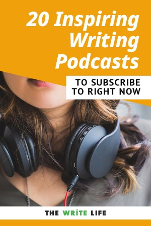 Get ready to binge-listen. We've hand-selected awesome writing podcasts for creators of all kinds.
